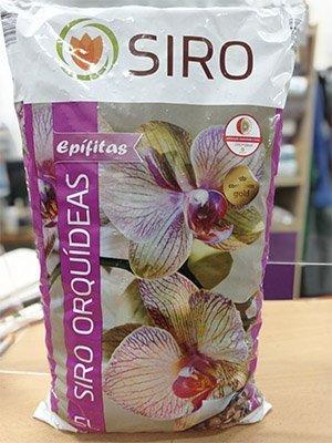 Siro orquídeas 5L