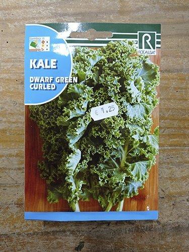 Semillas col kale marca Rocalba
