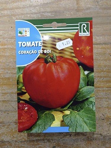Semillas para plantar Tomate corazón de buey marca Rocalba