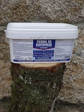 TIERRA DE DIATOMEAS CUBO 1 kgr
